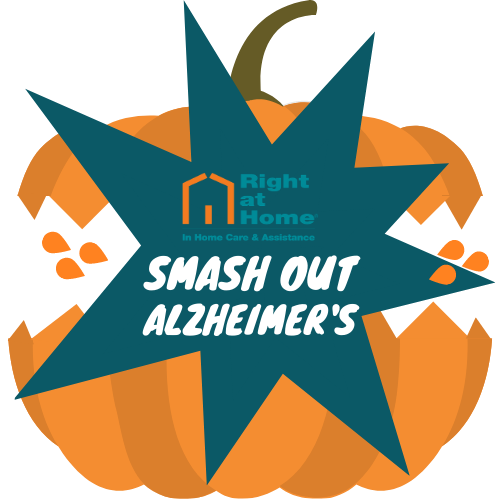 smash out alzheimers logo